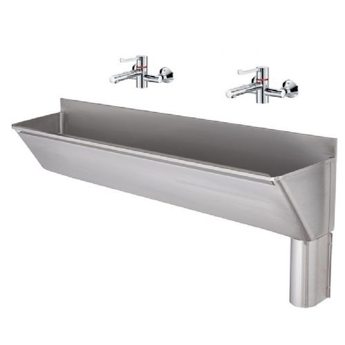 Franke Stainless Steel Surgeons Scrub Troughs